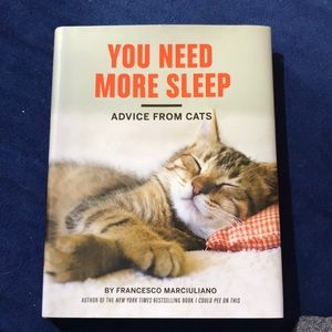 """Accents - """"You Need More Sleep - Advice From Cats"""""""